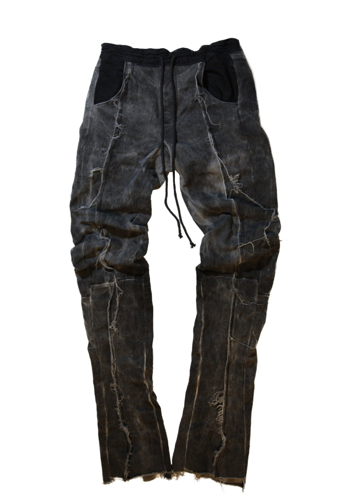 HAND WASHED DENIM PANT